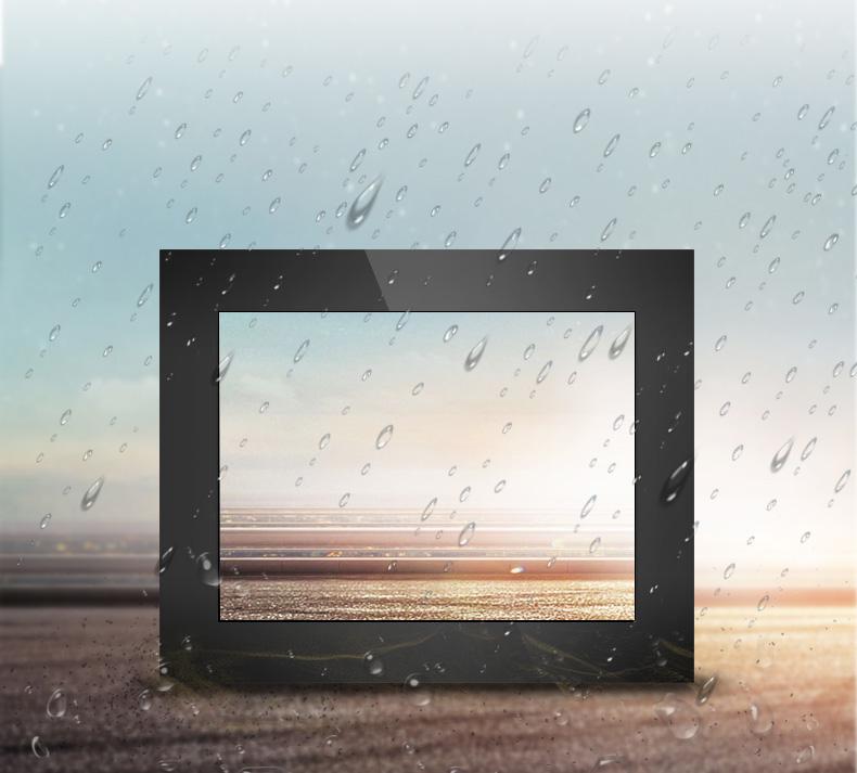 工业防水显示器