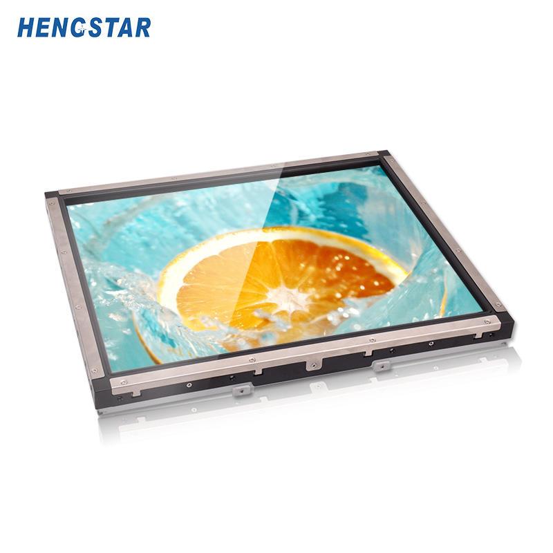 开放式工业电阻液晶屏显示器