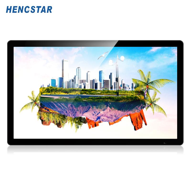 上海55寸高清触摸液晶显示器