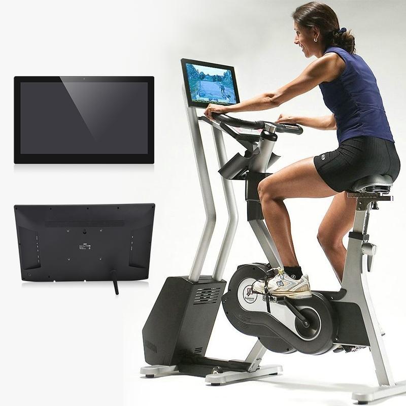 15.6英寸安装在跑步车上的运动平板电脑