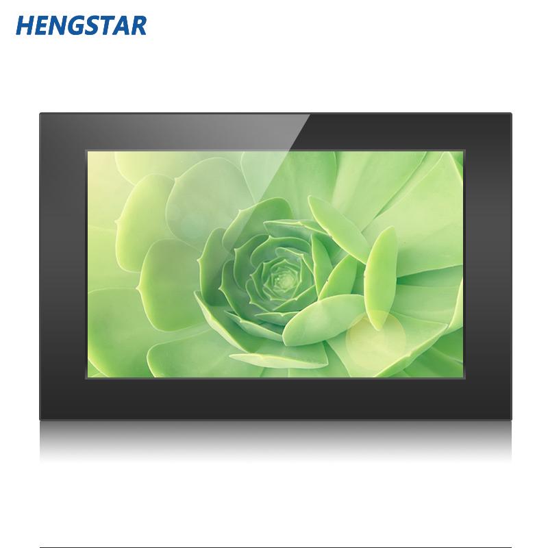江苏工业显示器电容触摸防水防爆无风扇设计工业级液晶显示器