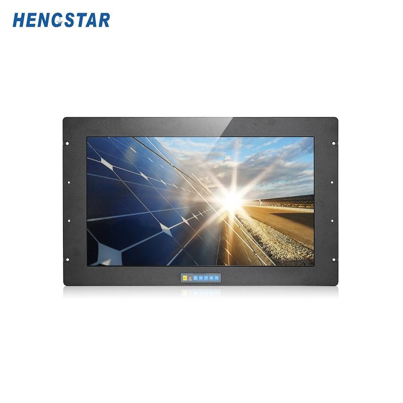 工业电脑制造商军用级坚固多功能触摸可选定制一体机显示屏