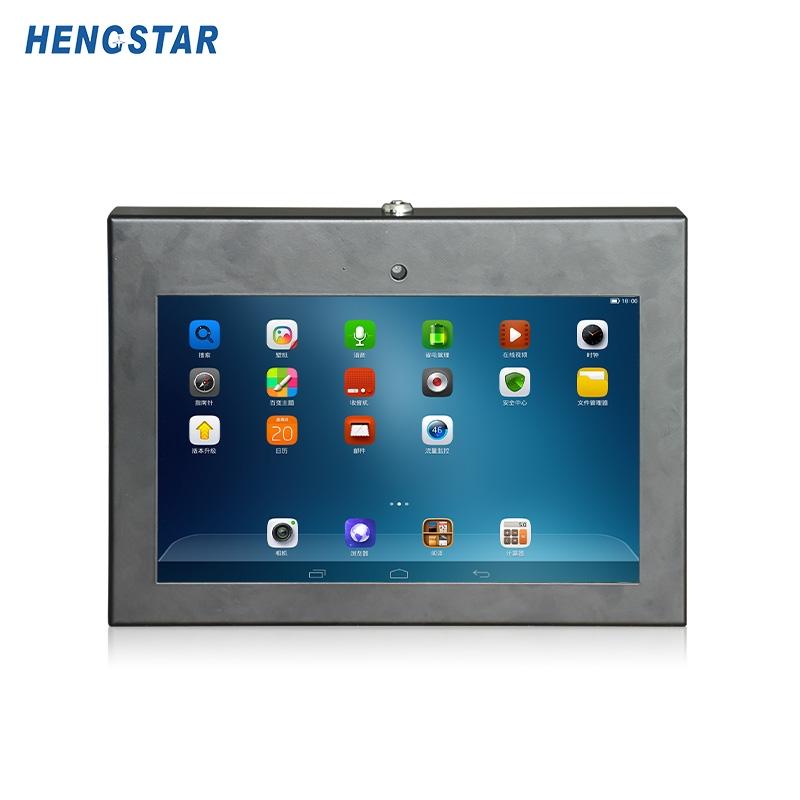 上海工业安卓平板电脑车载触摸屏一体机