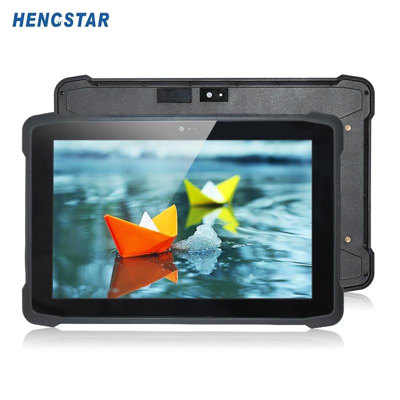 上海手持便携10.1英寸加固式防水安卓平板电脑