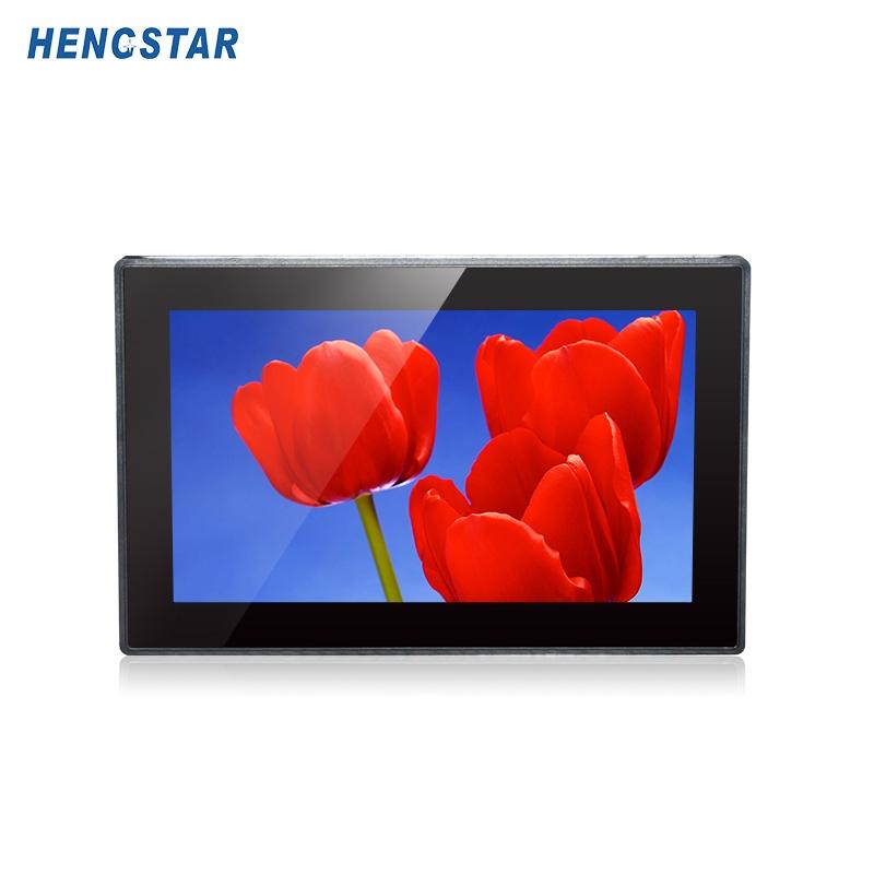 江苏7英寸电容式USB开放式工业触摸屏显示器